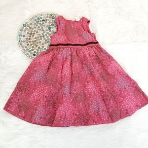 Baby Gap Dress Sleeveless Empire Layered Tutu